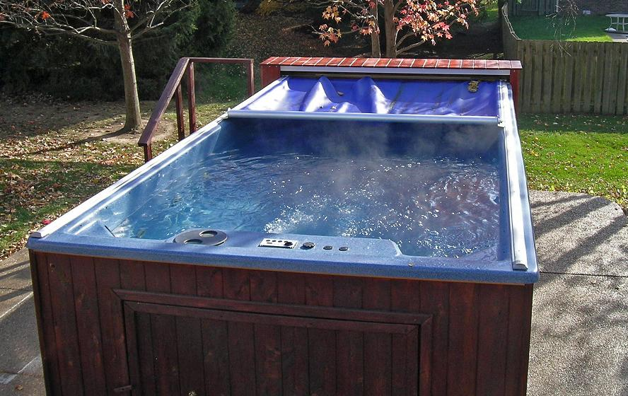Hot Tub Cover: Hot Tub Cover For Marquis Spa